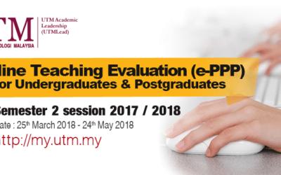 e-PPP Semester 2 2017/2018