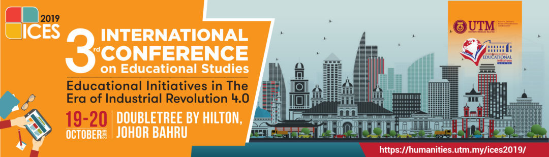 3rd International Conference on Educational Studies (ICES2019)