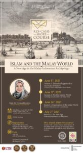 RZS-CASIS Short Course: Islam and the Malay World - A New Age in the Malay-Indonesian Archipelago