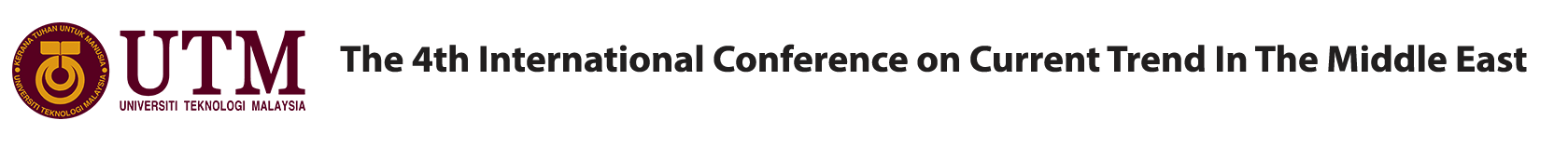 The 4th International Conference on Current Trend In The Middle East