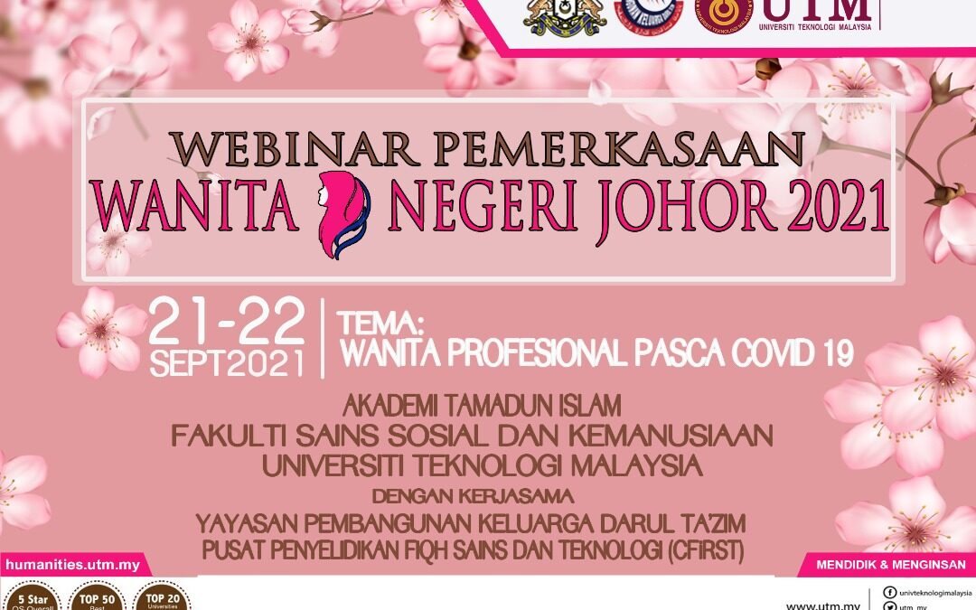 Webinar Pemerkasaan Wanita Negeri Johor 2021