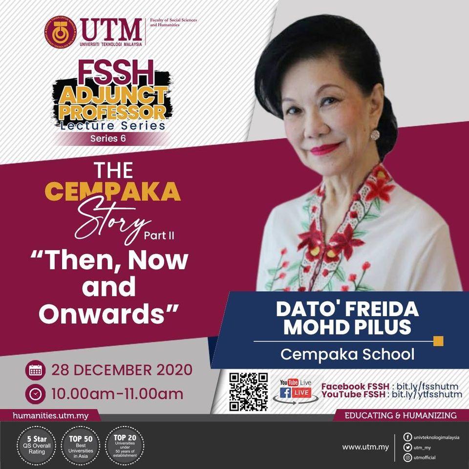 Dato' Frieda Mohd Pilus