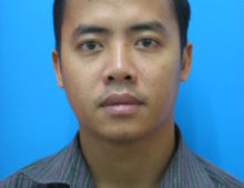 ASSISTANT IT OFFICER @ MyLinE: ABDUL RAHIM AHMAD