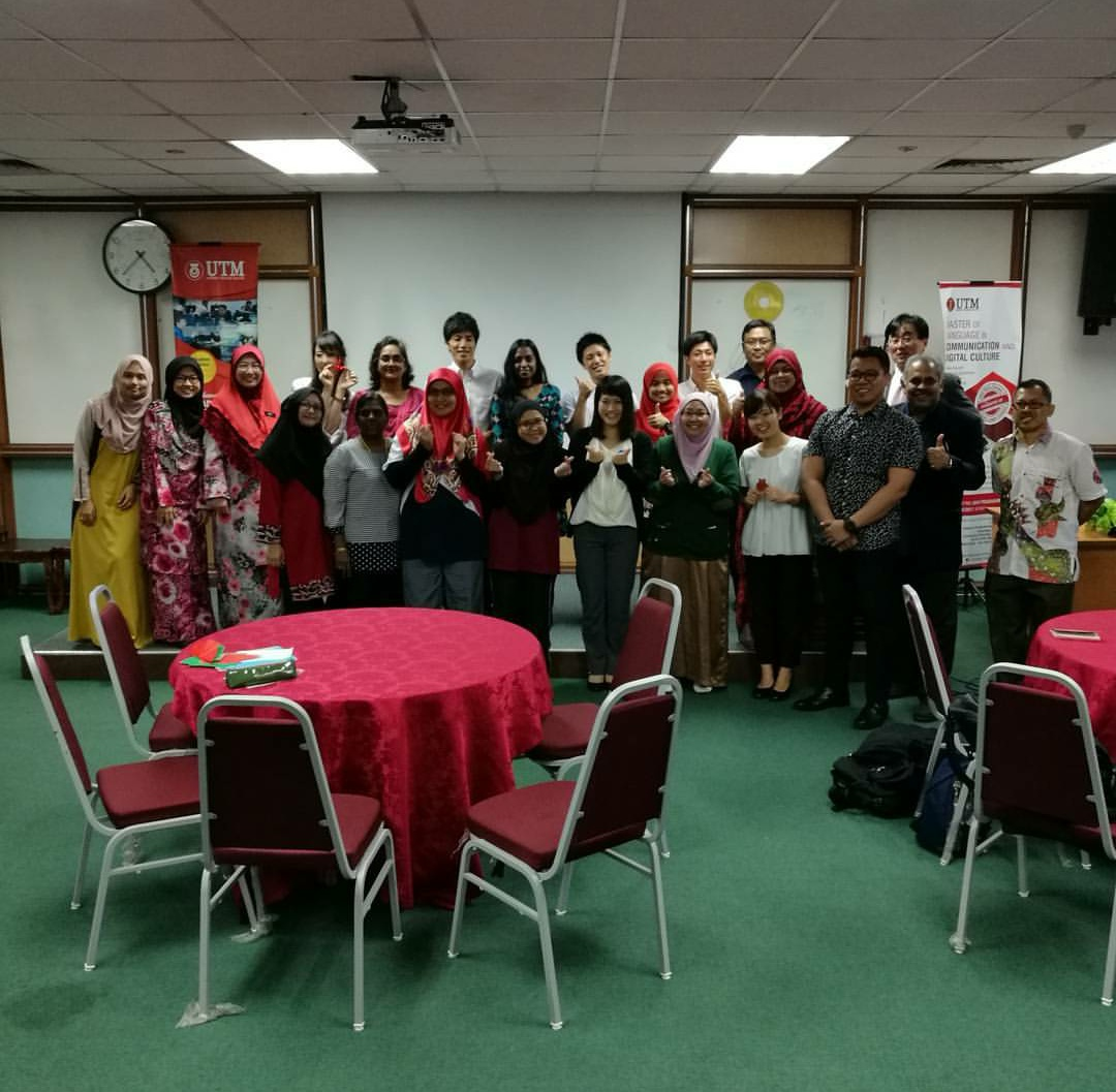 JAPANESE SCHOOL AND JAPANESE CULTURE SHARING SESSION