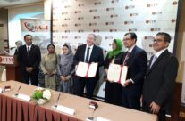 Collaboration Between Universiti Teknologi Malaysia and University of Nottingham Malaysia Campus