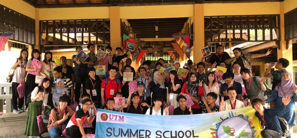 UTM-SIT SUMMER SCHOOL PROGRAMME: A VISIT TO JOHOR BAHRU CITY CENTER AND JOHOR CRAFT COMPLEX