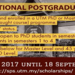 UTM FINANCIAL AID AND SCHOLARSHIP
