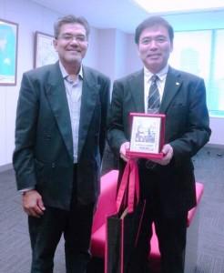PROF MURAKAMI PRESIDENT SHIBAURA INSTITUTE OF TECHNOLOGY