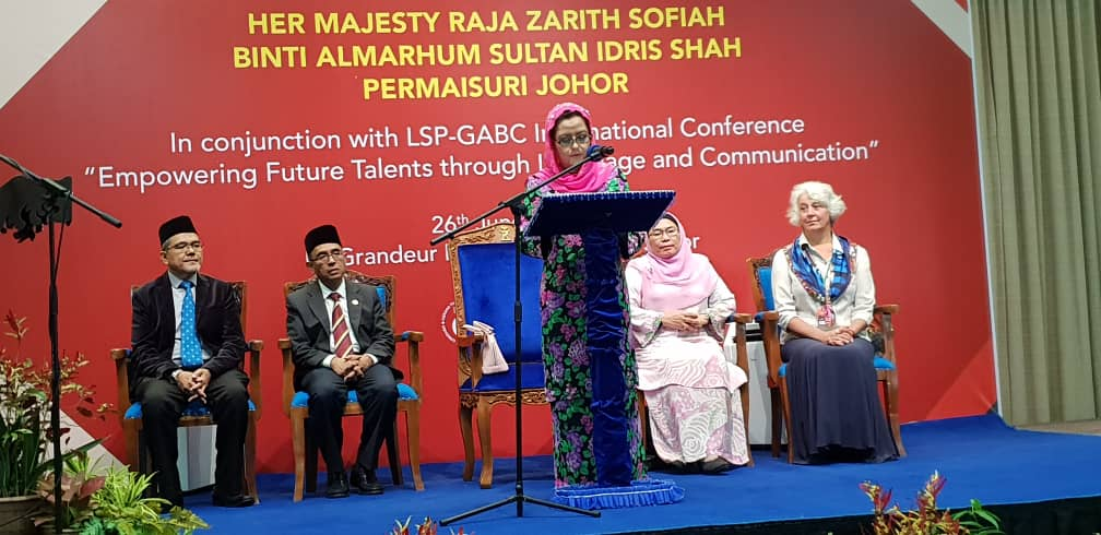 PERMAISURI JOHOR: MAKE THE MOST OF TECHNOLOGY