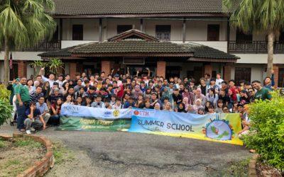 SUMMER SCHOOL UTM-SITYU 2018