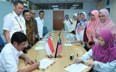 Delegates of Politeknik Pariwisata Makassar Visits FSSH, UTM Johor Bahru