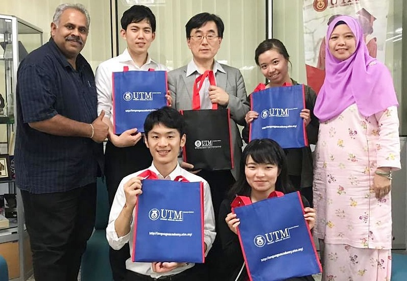Bunkyo University Students Arrived for the Annual Cultural Exchange Programme