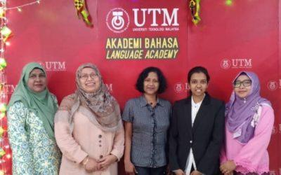 Congratulations to Shalini Selvaraj and supervisor Dr Shanti Sandaran