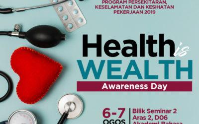 Health is Wealth Awareness Event
