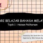 Mari Belajar Bahasa Melayu (Topik 1: Haiwan Peliharaan)